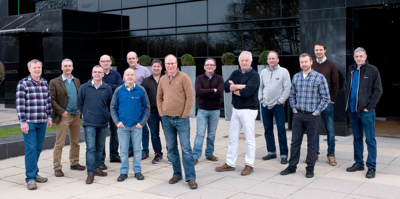 About Us - Group shot of the CPN Team