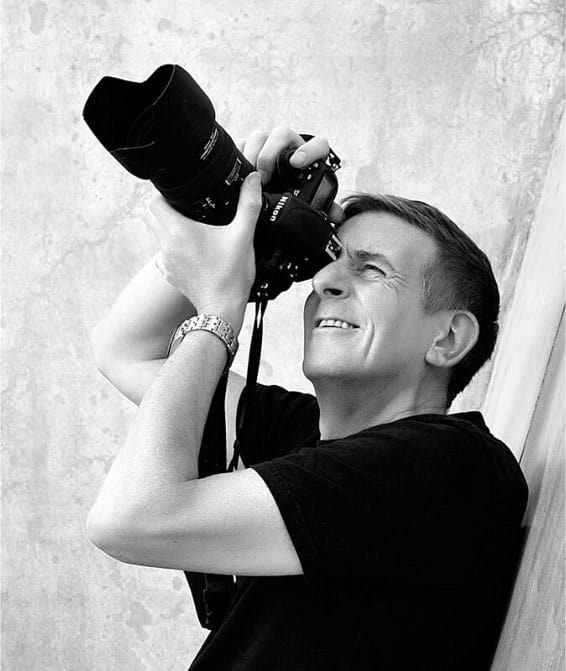 Dave Burrows - Commercial photographer Manchester
