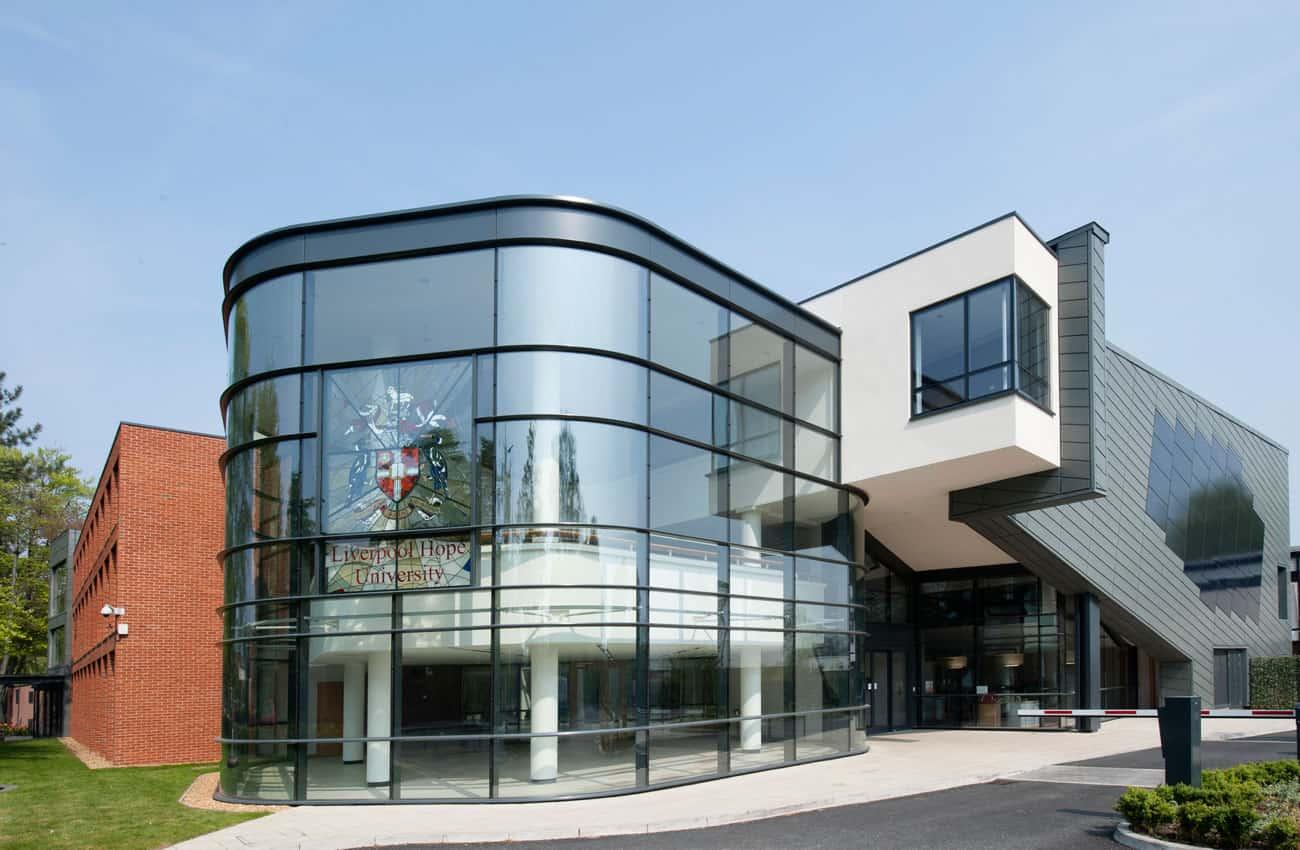Liverpool Hope University architecture_DB