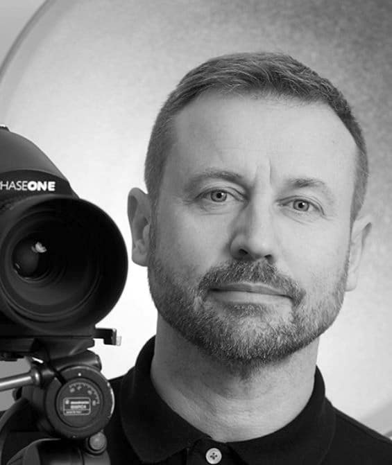 Simon Vine - Commercial Photographer Leeds