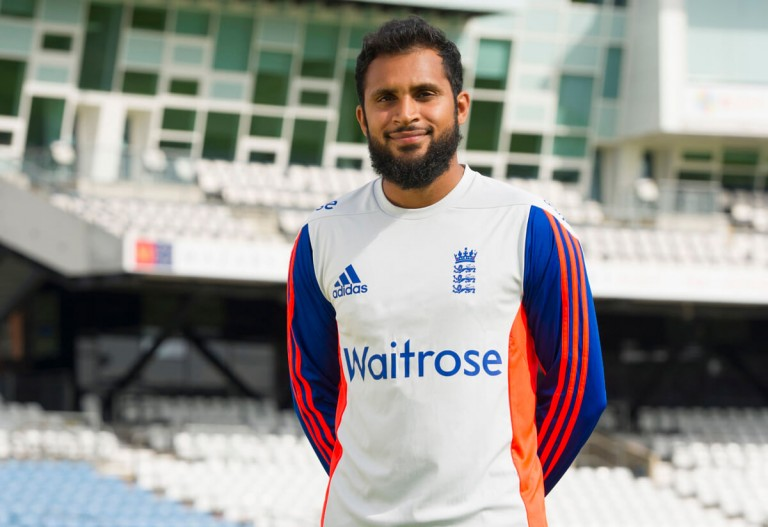 Website photography Leeds: Adil Rashid, England cricketer