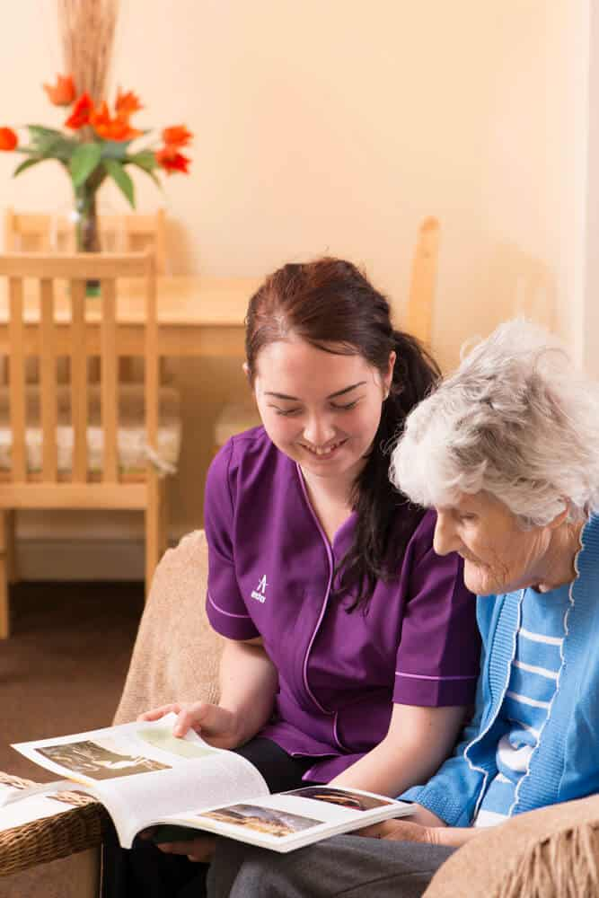 Commercial & Advertising Photographer Bradford: Care Home
