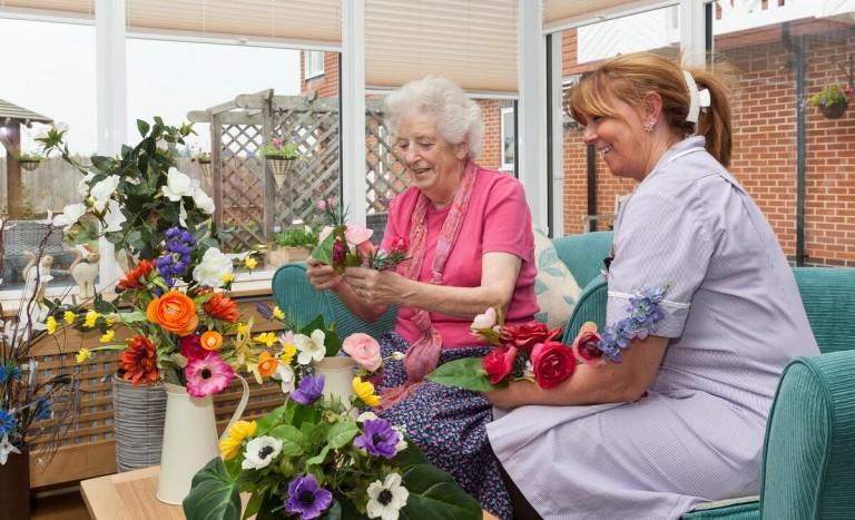 Care homes photographer Northampton