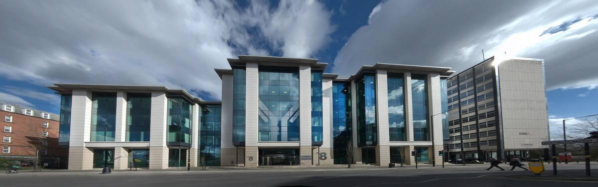 Edgbaston Birmingham Architectural Panoramic photography