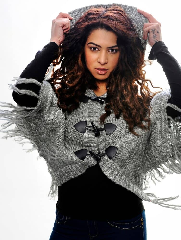 Fashion Photography studio and model shoot Birmingham