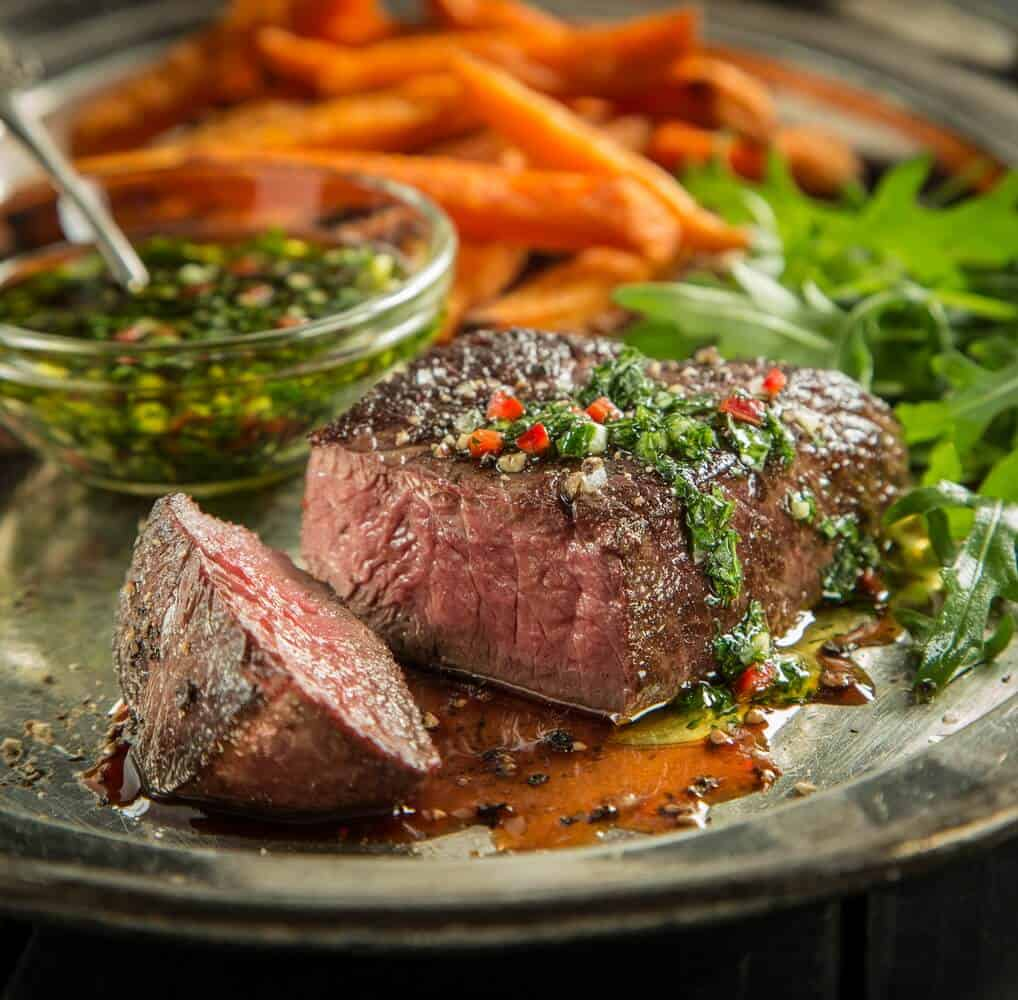Food photography for Highland Game in Dundee