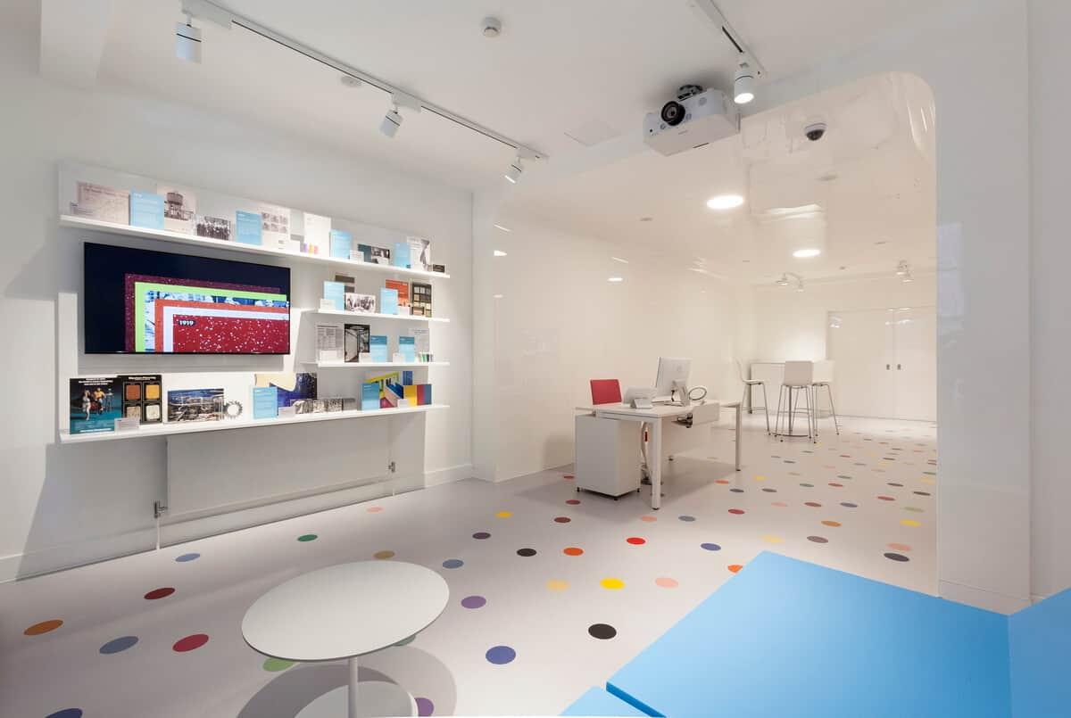 Showroom photography London