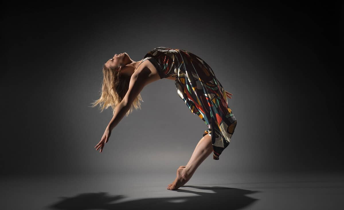 Commercial Photographer Dancer, Capturing Movement Photography Newcastle