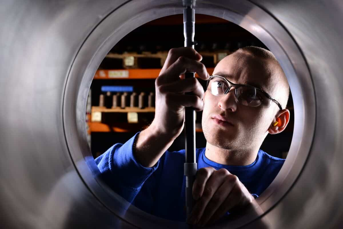 Commercial Industrial Engineering Photography Newcastle