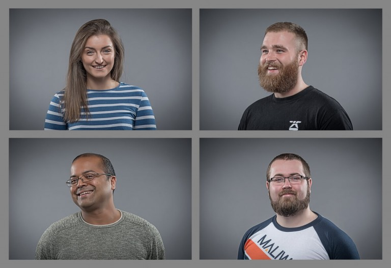 Studio Portrait Photography in Newcastle