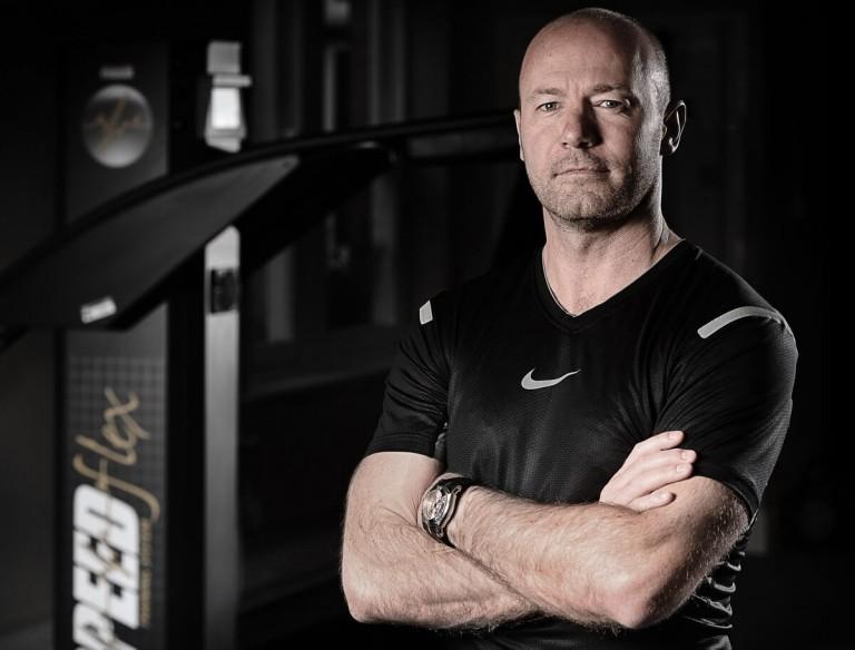 Portrait Photography Newcastle - Sports Photographer of Alan Shearer