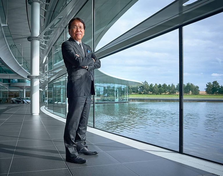 Location editorial portrait for Forbes magazine