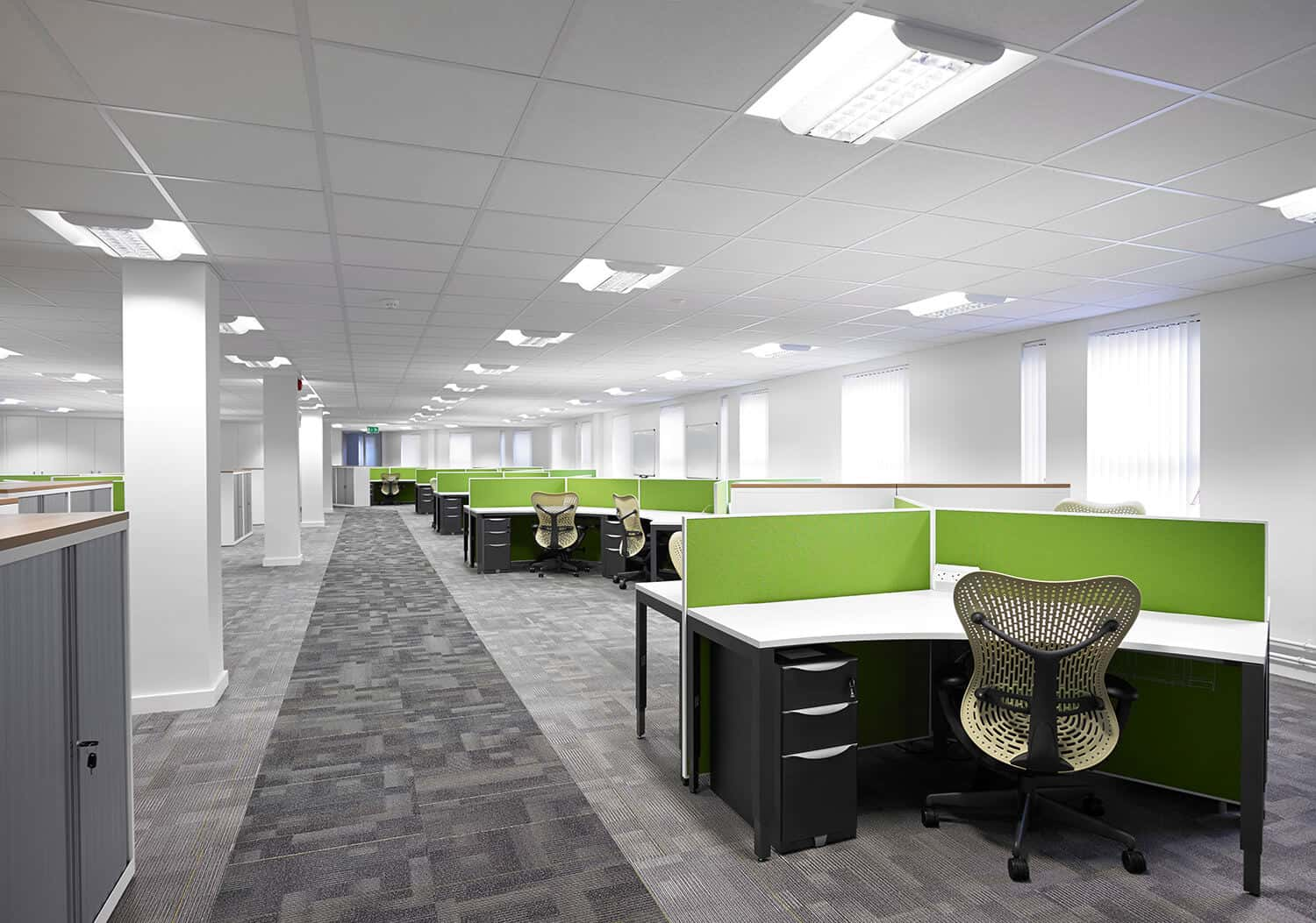 Office Interiors Yorkshire